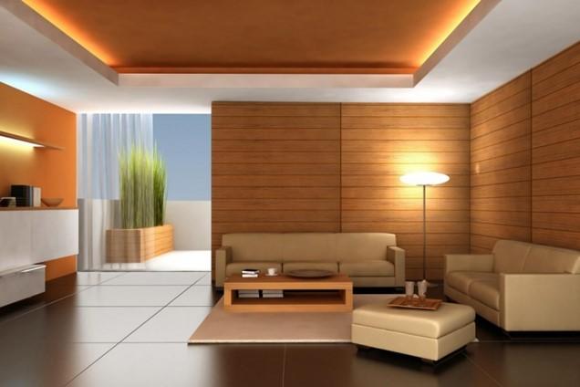 Тканевый потолок2