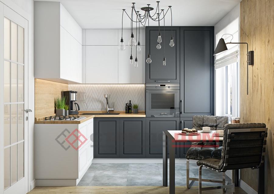 Кухня Modern#4, фото | Кухни в Перми, цены