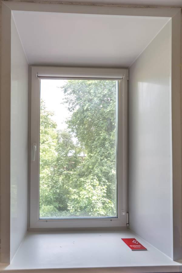 Рулонные шторы на окнах, рис.61