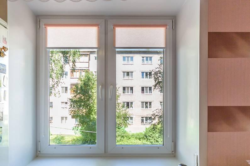 Рулонные шторы 20