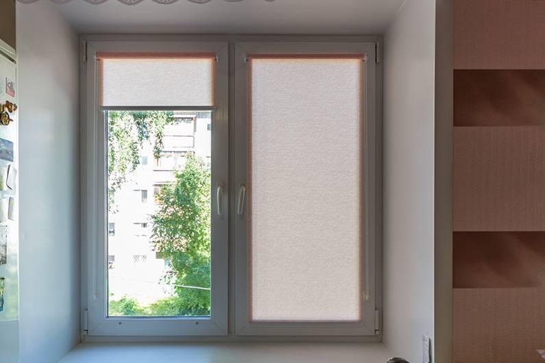 Рулонные шторы 21
