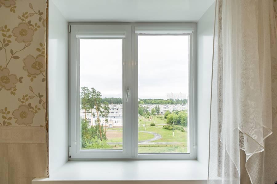Рулонные шторы на окнах, рис.52