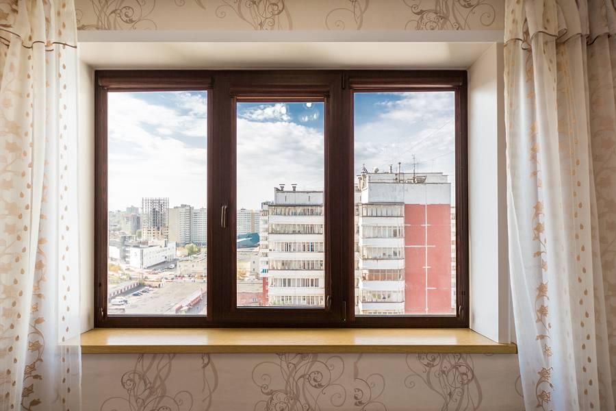 Рулонные шторы на окнах, рис.51