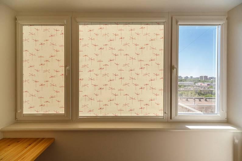 Рулонные шторы 39