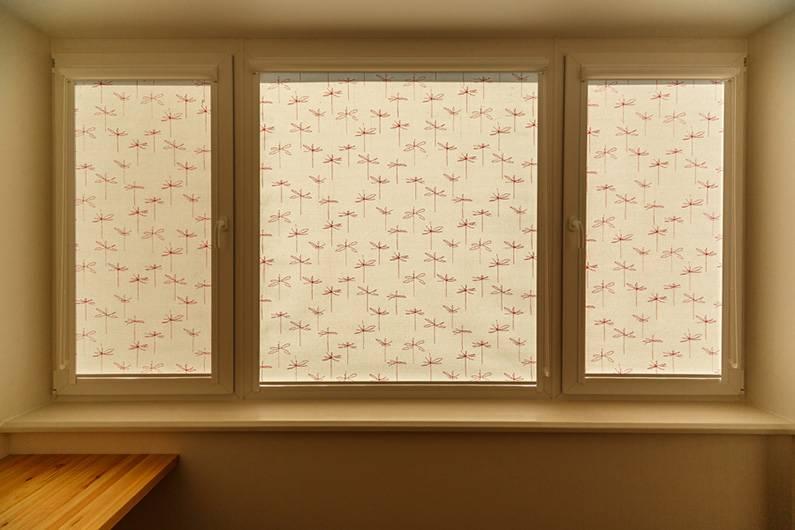 Рулонные шторы 40