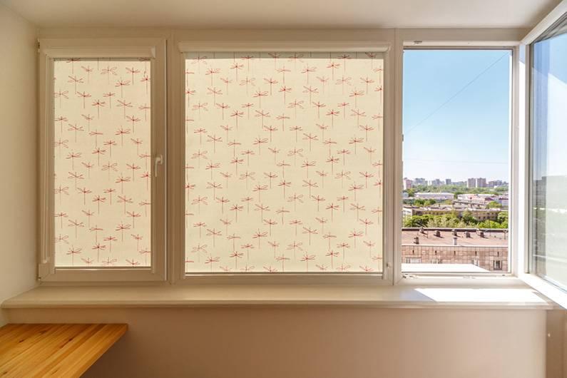 Рулонные шторы 42